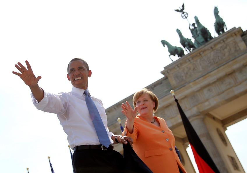 Στα «μαχαίρια» ΗΠΑ – Γερμανία και για την οικονομία