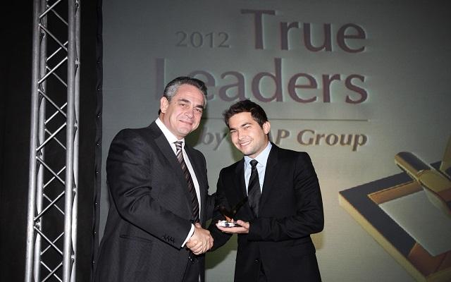 Bραβείο «TRUE LEADER 2012» για την Βίκος Α.Ε.