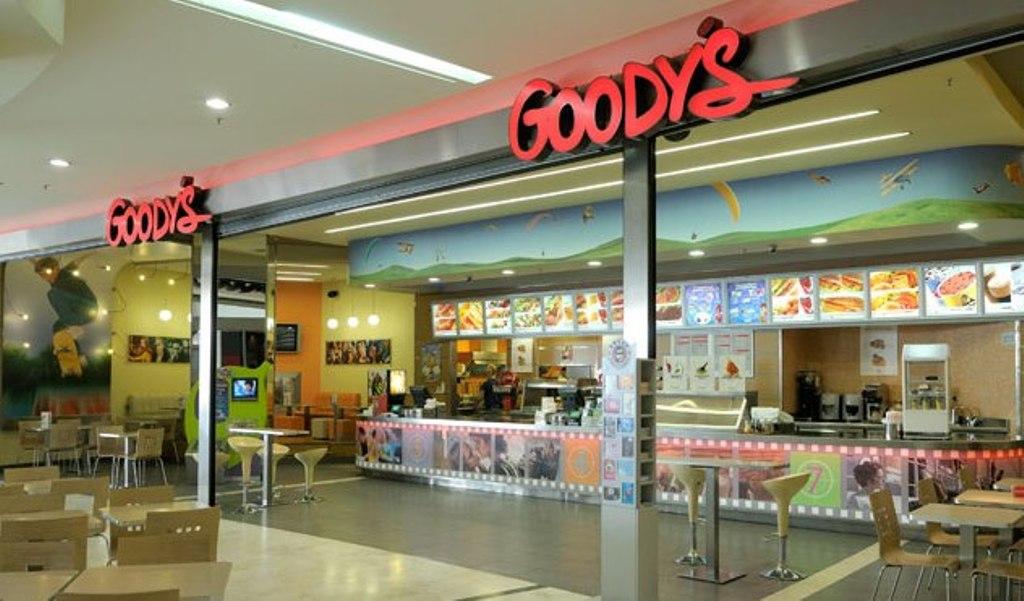 Η Βαλκανική εισβολή των Goody's