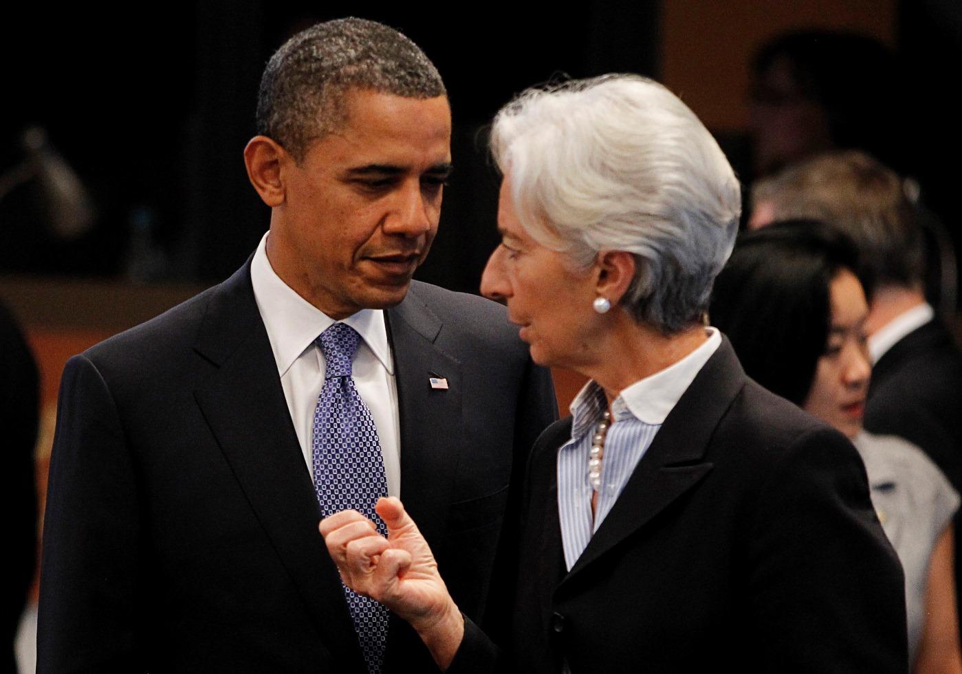 Ομπάμα προς NSA: «Μην παρακολουθείτε ΔΝΤ και Παγκόσμια Τράπεζα»