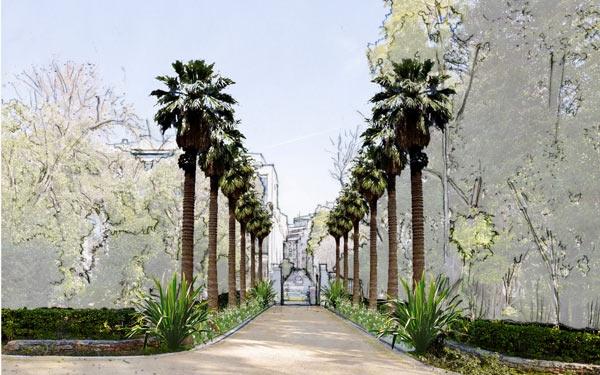 Ο Εθνικός Κήπος «μεταμορφώνεται»
