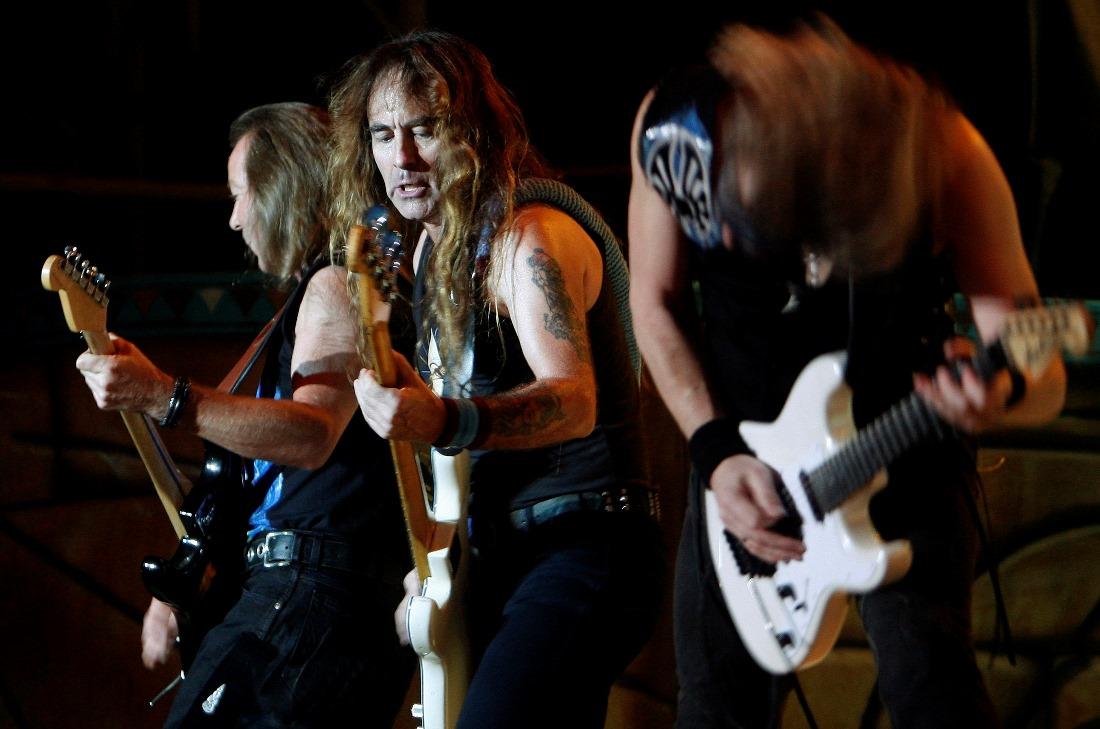 Οι Iron Maiden στο… ποτήρι!