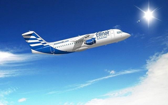Πτήσεις με Ellinair και Astra Airlines και μέσω τουριστικών πρακτορείων