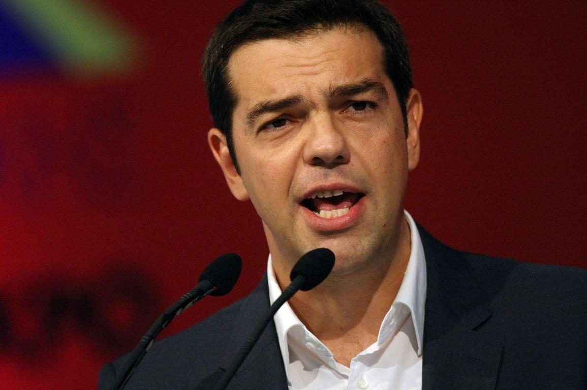 Τσίπρας: «Καταστροφική η έξοδος από την Ευρωζώνη»