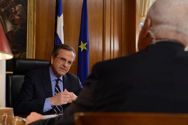 Σαμαράς: «Η Ελλάδα δεν αντέχει νέα οριζόντια μέτρα»