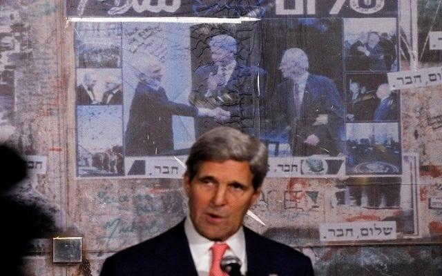 Οι επικοισμοί του Ισραήλ στο επίκεντρο της περιοδείας Κέρι