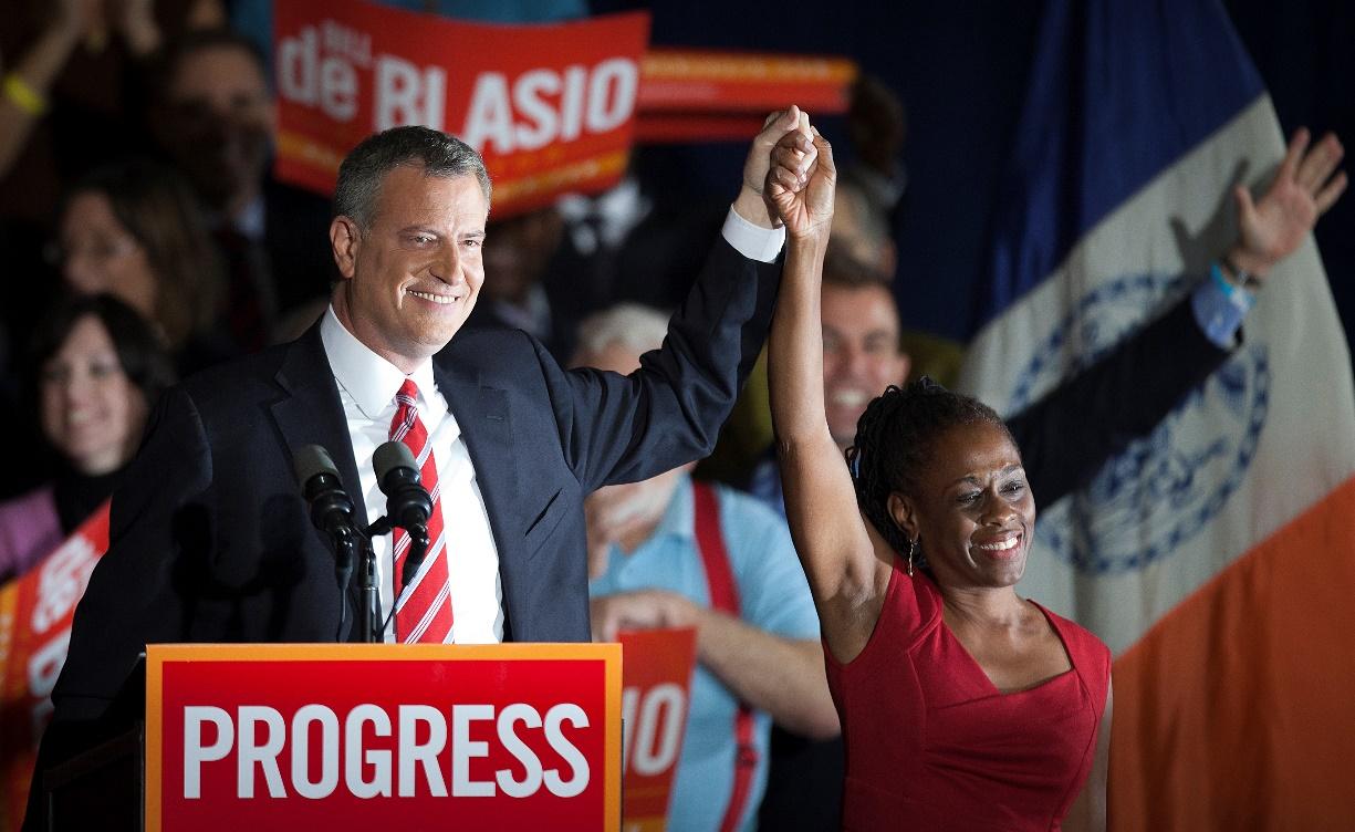 O πρώτος Δημοκρατικός δήμαρχος της Νέας Υόρκης μετά από 20 χρόνια
