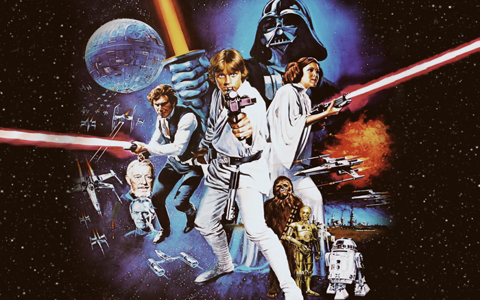 Star Wars επεισόδιο VII τον Δεκέμβρη του 2015