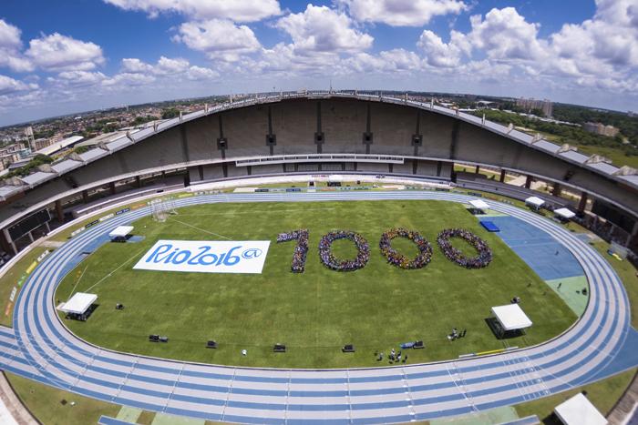 «Εκρηκτικό» ξεκίνημα των Ολυμπιακών έργων στη Βραζιλία