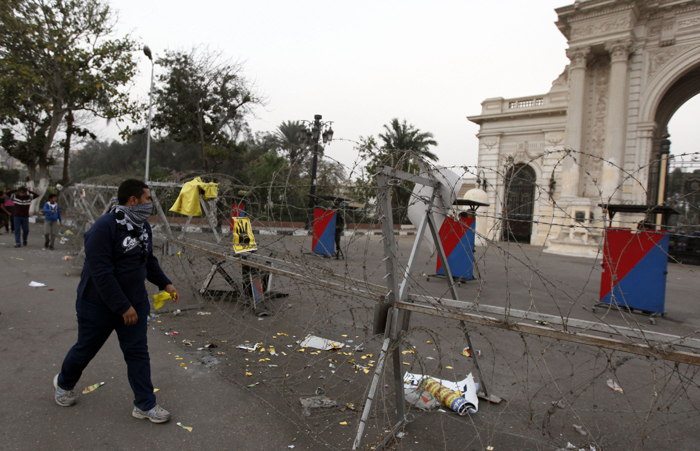 Συνεχίζεται ο κύκλος του αίματος στην Αίγυπτο