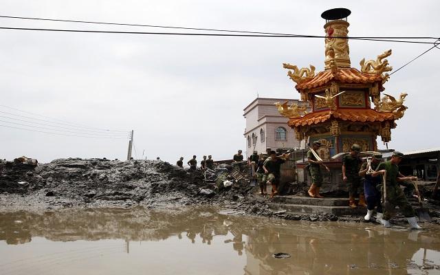 Τετραπλασιάστηκε το κόστος φυσικών καταστροφών την τελευταία δεκαετία