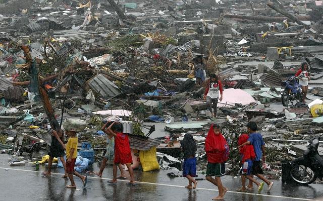 Η Google συνδράμει στη διάσωση αγνοουμένων στις Φιλιππίνες