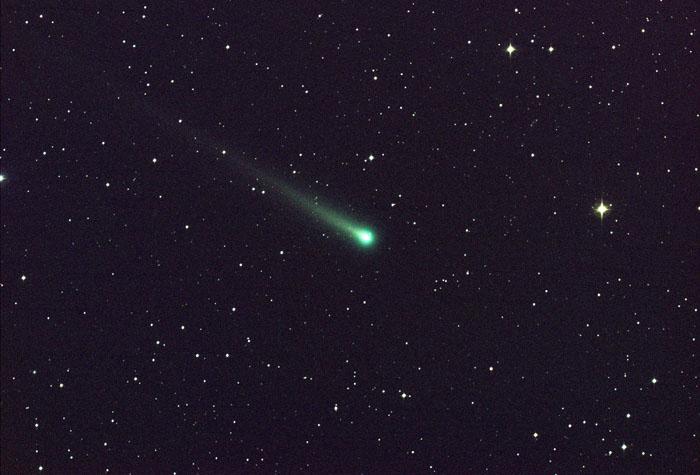 Ο «κομήτης του αιώνα» ορατός και με γυμνό μάτι