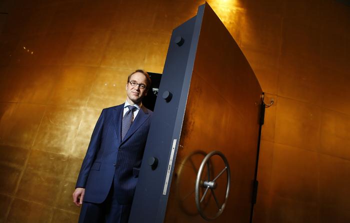 Οι γερμανικές αντιδράσεις στα χαμηλά επιτόκια της ΕΚΤ συνεχίζονται