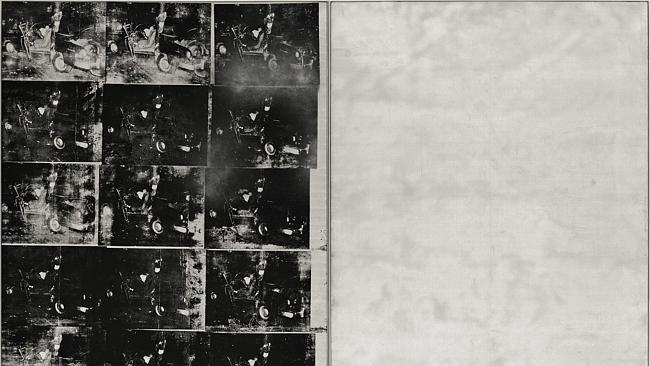 Ποσό ρεκόρ για το μνημειώδες έργο του Άντι Γουόρχολ