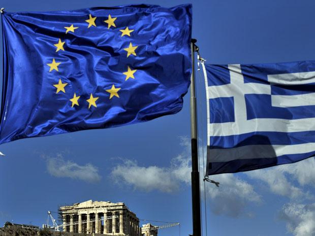 Eurostat: Αποκλιμάκωση της ύφεσης στο -3,8% για την Ελλάδα