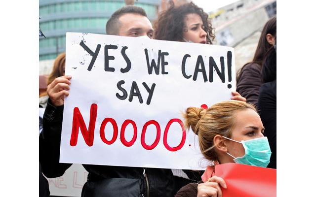 Αλβανία: «Όχι» στην καταστροφή των συριακών χημικών στο έδαφός της