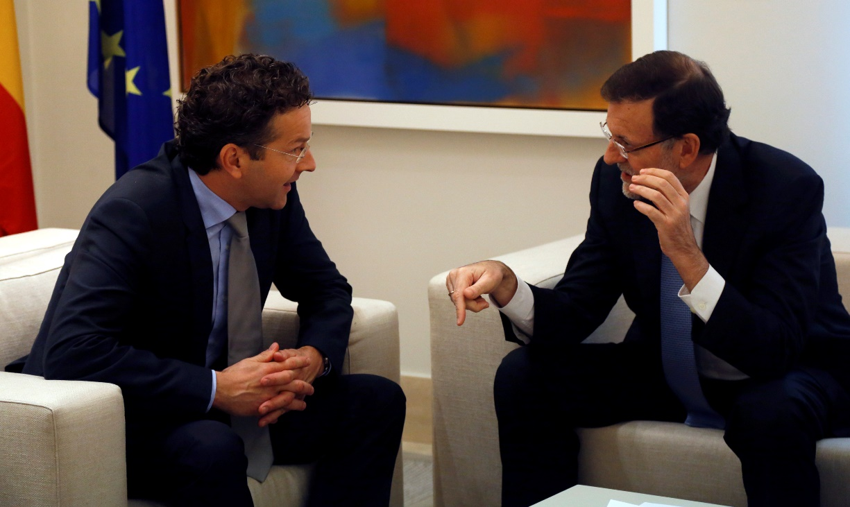 Ιρλανδία και Ισπανία «κουνούν το μαντήλι» στην τρόικα