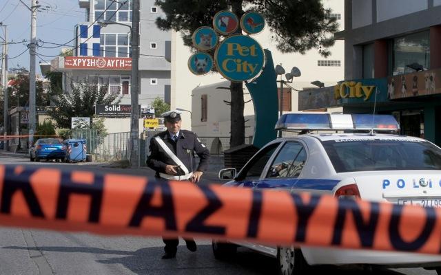 Ανάληψη ευθύνης για τις δολοφονίες των μελών της Χ.Α. στο Νέο Ηράκλειο