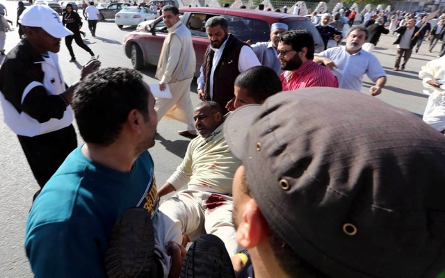 Αιματηρές συγκρούσεις στη Λιβύη