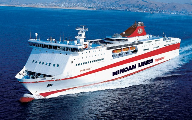 Μείωση ζημιών και αύξηση του τζίρου για τη Minoan Lines