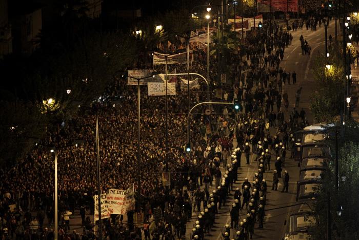 Επέτειος Πολυτεχνείου: Ολοκληρώθηκαν οι εκδηλώσεις