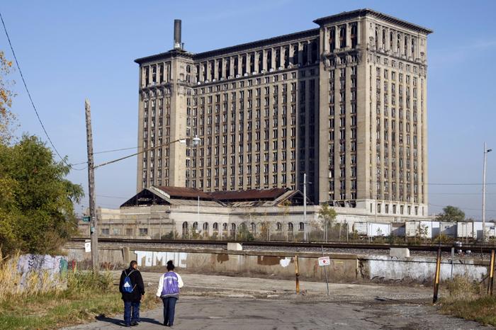 Τα εντυπωσιακότερα εγκαταλελειμμένα κτίρια του κόσμου
