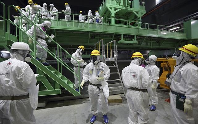 Αρχίζουν και πάλι «τα δύσκολα» στη Φουκουσίμα