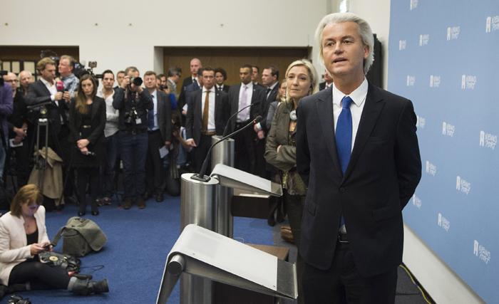 Έξι ακροδεξιά κόμματα συμμαχούν ενόψει ευρωεκλογών