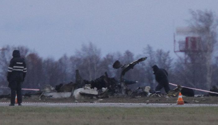 Βίντεο: Η στιγμή της συντριβής του ρωσικού Boeing 737
