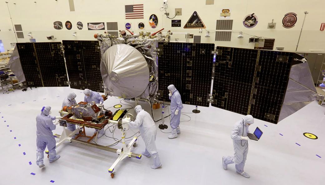 Ταξίδι 10 μηνών στον Άρη για το σκάφος «Maven» της NASA