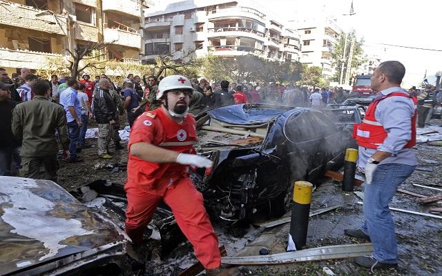 23 νεκροί από εκρήξεις στη Βηρυτό (upd.)