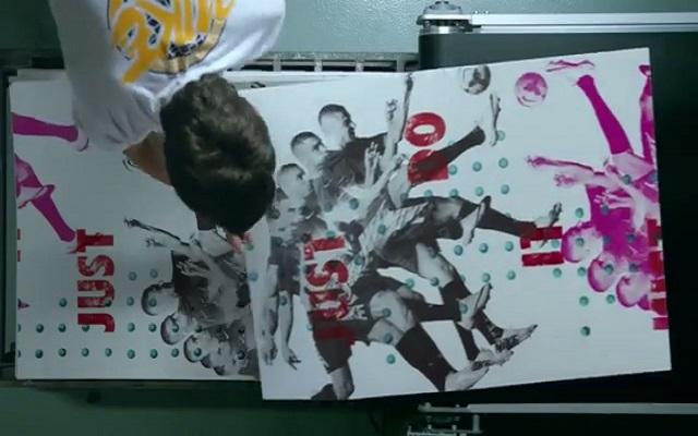 Ο ανθρώπινος εκτυπωτής της Nike