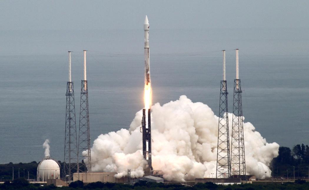 Ο «Μινώταυρος» της NASA στέλνει στο διάστημα 29 δορυφόρους