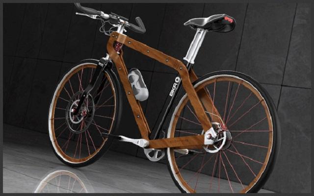 Με ξύλινα ποδήλατα θα κυκλοφορούν σύντομα οι Θεσσαλονικιοί!