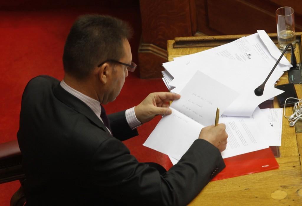 Πρωτογενές πλεόνασμα 812 εκατ. ευρώ προβλέπει ο προϋπολογισμός
