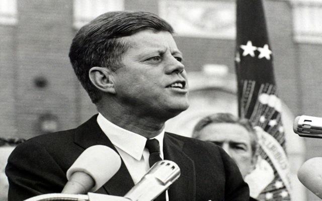 50 χρόνια από τη δολοφονία του JFK