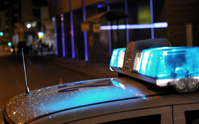 Επίθεση με βόμβα μολότοφ σε γραφεία της ΝΔ στα Ιωάννινα