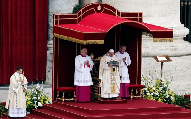 Σημαντική ημέρα για το Βατικανό