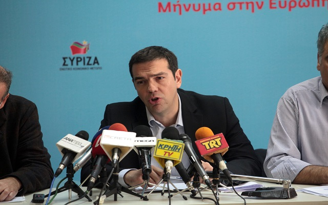 Τσίπρας: «Βόμβα για την κοινωνία το θέμα των πλειστηριασμών»
