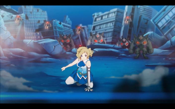 Το νέο, anime, πρόσωπο του Internet Explorer