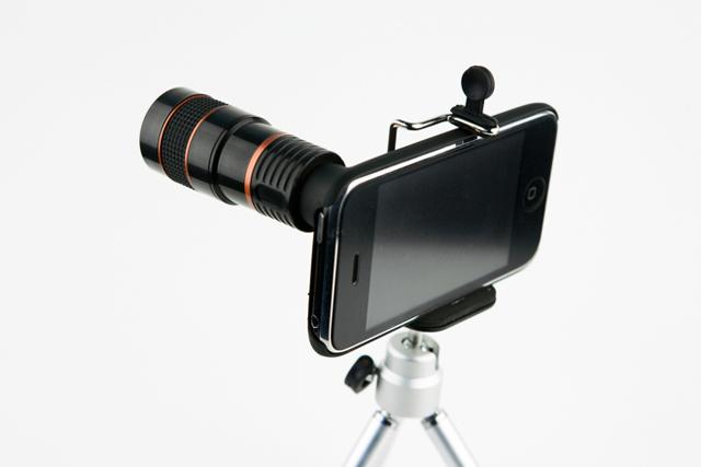 Κάντε το iPhone σούπερ φωτογραφική μηχανή