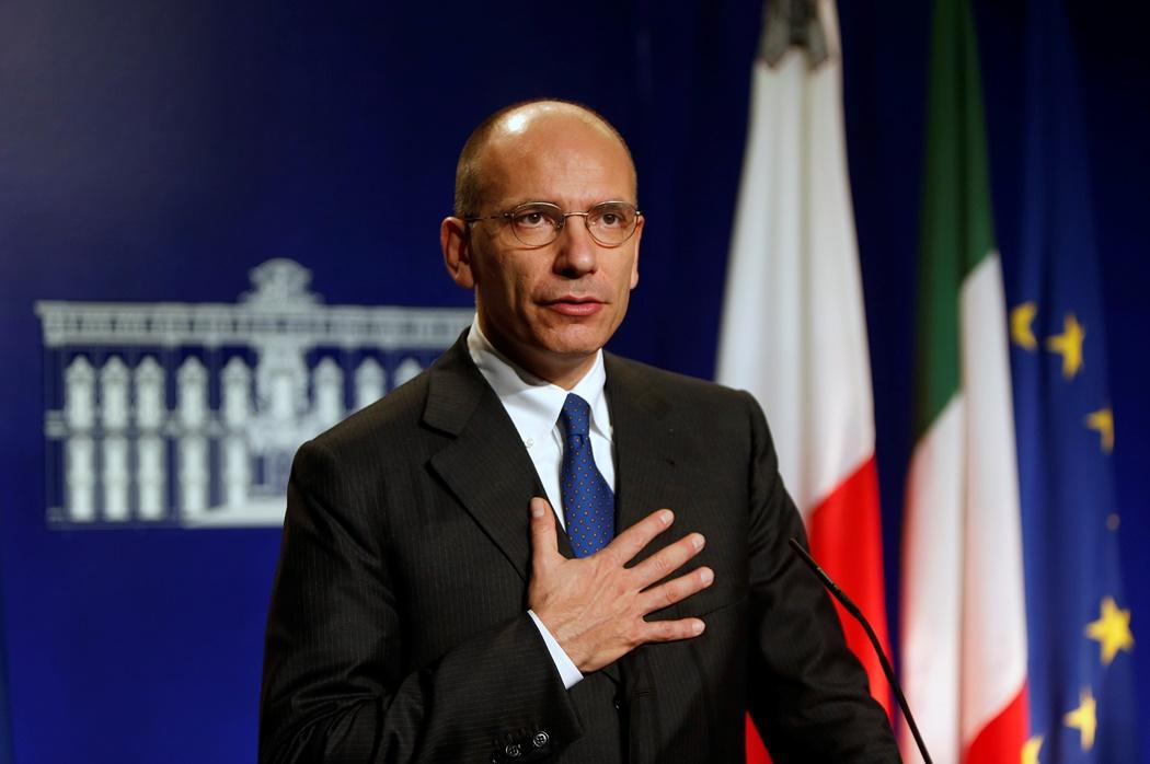 Ιταλία: Ψήφος εμπιστοσύνης στην κυβέρνηση Λέτα
