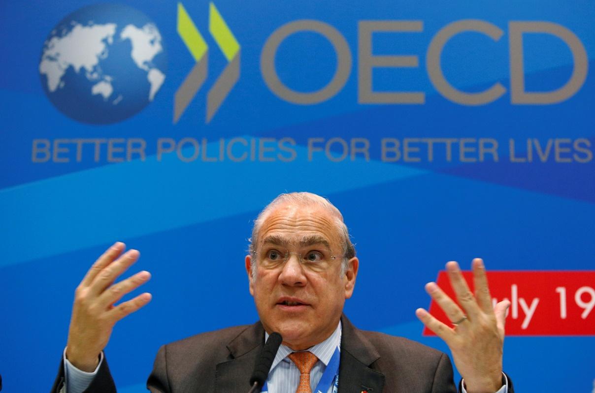 Μείωση της ανάπτυξης στις χώρες του ΟΟΣΑ το α' τρίμηνο του 2014
