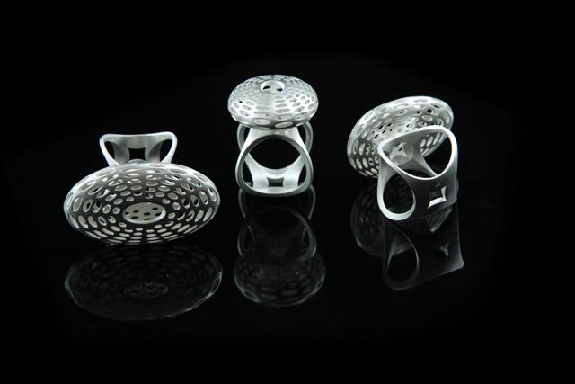 Κοσμήματα βγαλμένα από τρισδιάστατο εκτυπωτή