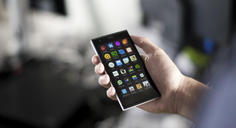 Και εγένετο το νέο φιλανδικό smartphone Jolla (βίντεο)
