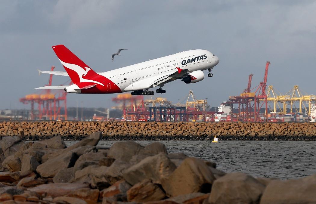 Η αυστραλιανή αεροπορική εταιρεία Qantas η ασφαλέστερη στο κόσμο