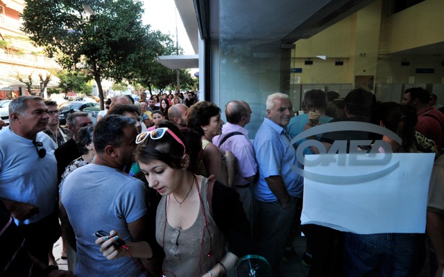 Σταθερή η «πρωτιά» στην ανεργία για την Ελλάδα