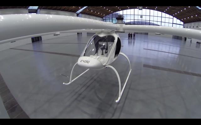 Το μέλλον της ιπτάμενης αυτοκίνησης