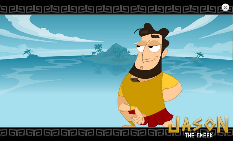 Όταν ο Ιάσων συνάντησε τον Captain Kirk!